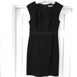Trina Turk Black Crepe Dress